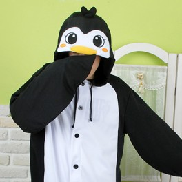 """Кигуруми """"Чёрный Пингвин"""""""